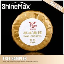 Promotional Hotel Mini Sachet Packaging Soap