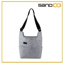2015 Promotion pffice and school felt messenger bag