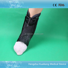 Super quality sports ankle protector lace up ankle support with CE & FDA certificates