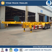 40ft container trailer chassis for sale
