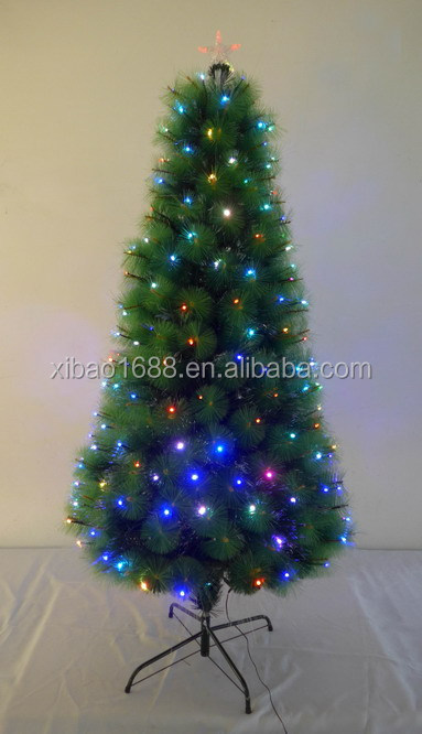 Artificial Pine Christmas Tree With Led Light High Quality