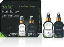 DEXE Chinese herbal medicine anti hair loss spray for hair growth