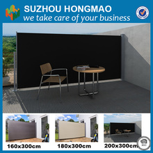 2015 New Style Wind Screen Vertical Side Awning