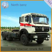 tractor head 340HP 3 Axle tractor & 6x4 tow tractor sale