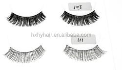 New Design Natural Looking False Eyelashes, False Eyelashes Manufacturer