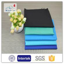 TC 80/20 45*45 110*76 china factory polyester cotton shirting fabric