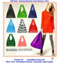 Promotion Custom reusable Foldable shopping bag/folding shopping bag