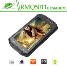 "CE ROSH Factory order 2015 best price 5"" MTK6582 Quad core 3G GPS BT IP68 rugged phone"
