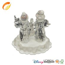 Wholesale Acrylic Catholic Religious Statue RGB LED Holy Family/Holy Family Statue For Christmas Decoration