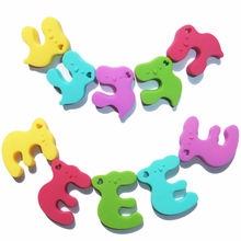 Food Grade BPA Free Silicone Teething Beads for Jewelry Wholesale