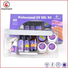 chinese manufacture high quality gel nail acrylic extension kits
