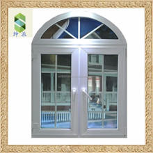 2015 hot wholesale high quality fashion cheap pvc casement window