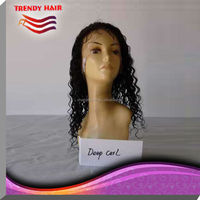 Quality human hair full lace wigs