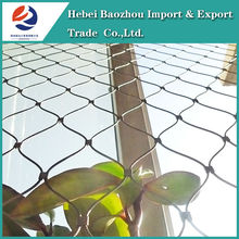 stainless steel bird netting architectural wire mesh he bei mesh