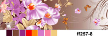 twill style 100 polyester fabric disperse printed fabric polyester brushed fabric/new desighs