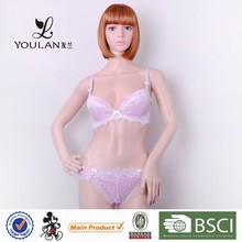 China Manufacturer Top Quality Young Girl Mesh Plus Size Underwear