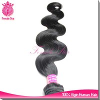 qingdao factory wholesale virgin burmese hair weaving