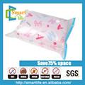 Pet PE 0.07 mm bolso del almacenaje del vacío nuevo hogar productos de plástico