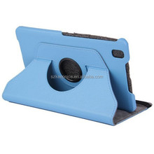 360 Rotation flip tablet leather cover case for Samsung Galaxy Tab Pro T320