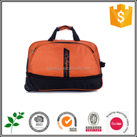 fancy stylish high quality unisex travel bag