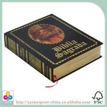 Encargo de la biblia en impresor español