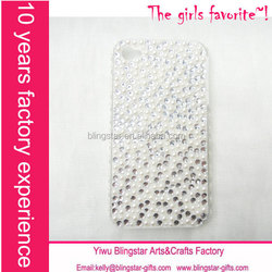 hot selling pearl beads for Iphone 5 case
