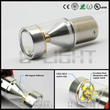 1156 ba15s cre e LED high power amber car reverse backup Tail Light