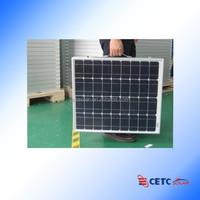 80W Mono Folding Solar Panel