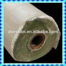 tejido de fibra de vidrio roving tejido tamaño silano