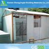 sound proof keep warm concrete fiber board plastic laminate wall panels
