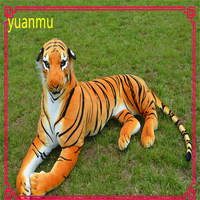 2015 child animal tiger toy plush toy