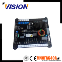 Marelli AVR M40FA640A for brushless generator three phase 8a 220V
