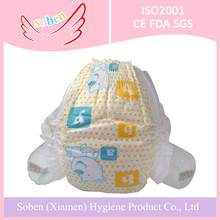 2014new style sleepy baby diaper, disposable baby diaper made in China