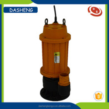 220v electric sewage water pump centrifugal submersible pump