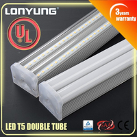 innovative product energy efficiency double t5 intergrated led tube light 30w 1500mm