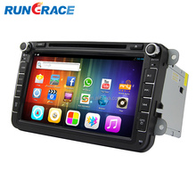 Low price Luxury car dvd vw universal 8 inch gps vw polo car stereo