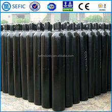 SEFIC Seamless Steel Aluminum Alloy sell oxygen gas cylinder