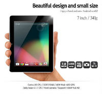 """[MPGIO] Tablet PC / S70 (8G) / 7"""" 4:3 ratio / Android Jelly Bean / HDMI / Best Portable / 340g Ultra-light / Smart Pad /"""
