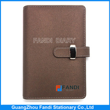 Wholesale Good Sell Custom Mini Notebook With pen holder