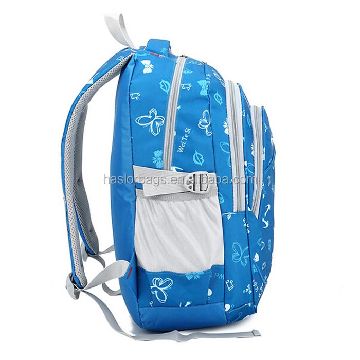 Les adolescents sac à dos nouveau style sacs d'école pour filles