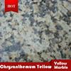 Chrysanthemum yellow marble stone