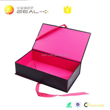 USA Free sample high quality paper gift packaging printed folding box for Blazer