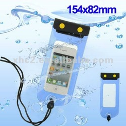 Waterproof Bag for Digital Camera iPhone 4 4S 3GS 3G iPod Touch and Other Similar Size Mobile Phones Size 154x82mm
