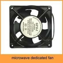 Henan xinhang industrial ball bearing fan for microwave oven,AC12038