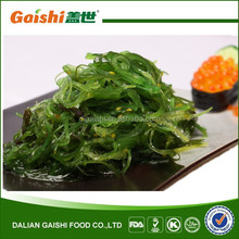 2015 Delicious Wholesale Asian Foods Frozen Seasoned Wakame Stem