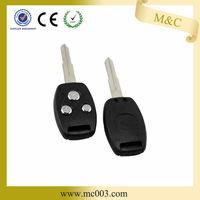 Folding Remote KEY For car alarm security system