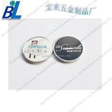 High quality golf casino custom magnetic golf ball marker