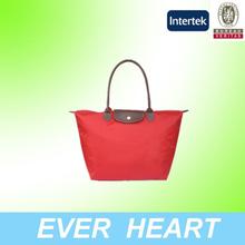 New arrival design large nylon mesh shopping bag
