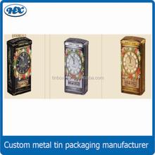 High Quality Metal Tea Cans , Tea Tin Can , Classical Tea Tins