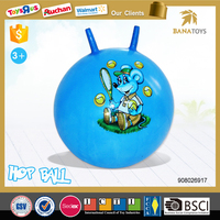 New high quality happy hop bouncing ball toys for kids